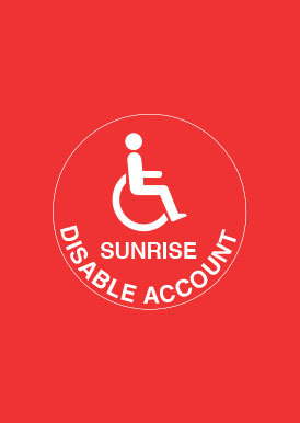 SUNRISE SPECIAL CARE ACCOUNT