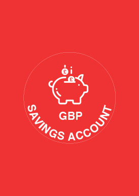 GBP SAVINGS ACCOUNT