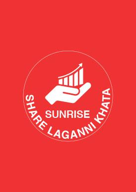 SUNRISE SHARE LAGAANI KHATA